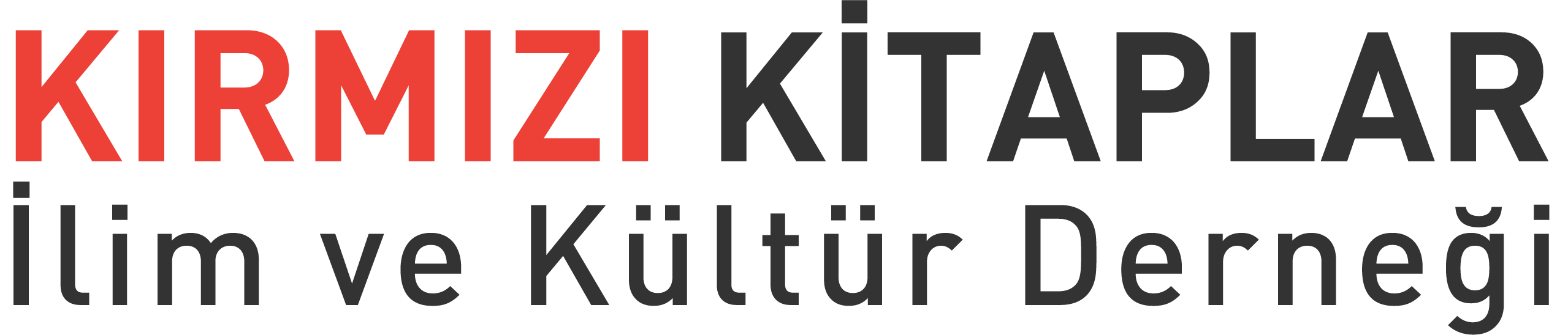 Kırmızı Kitaplar Logosuz Renkli